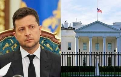 """Не связано с соглашением по """"Северному потоку-2"""", – Белый дом о дате визита Зеленского в США"""