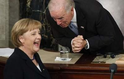 Україна ще може вийти переможцем, – журналіст про угоду Меркель – Байдена