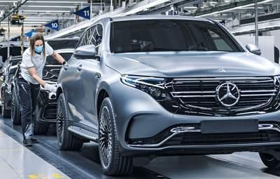 Mercedes-Benz вироблятиме лише електрокари: спрямують мільярди інвестицій