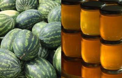 Мінекономіки хоче забрендувати херсонський кавун та закарпатський мед