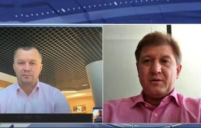 Ведешь политический пиар, – Милованов и Данилюк поспорили в эфире 24 канала – видео