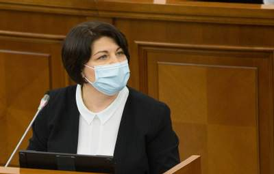 Парламент Молдови затвердив новий склад уряду на чолі з соратницею Санду