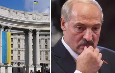 Из-за заявлений Лукашенко: МИД вызвало на ковер поверенного в делах Беларуси