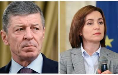 Будемо дружити, – Козак після зустрічі з Санду заявив про потепління стосунків Росії та Молдови