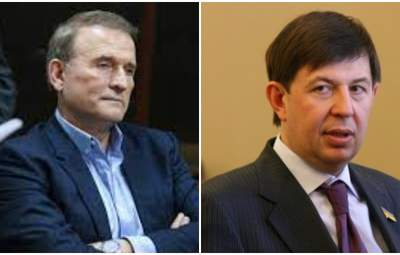 Держзрада і замах на розграбування: у Венедіктової завершили слідство щодо Медведчука та Козака