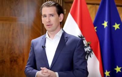 Канцлер Австрії надіслав Кличку вітання українцям з Днем Незалежності