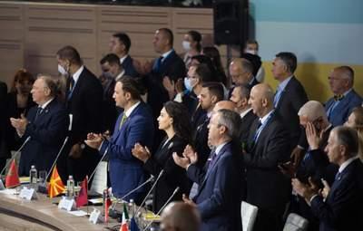 У Києві відбувся перший саміт Кримської платформи: заяви учасників заходу