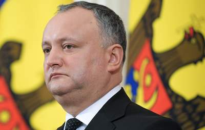 Партія проросійського Додона обурилась через участь Санду у Кримській платформі