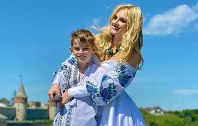 Ірина Федишин підкорила мережу білосніжною сукнею-вишиванкою: фото яскравого образу
