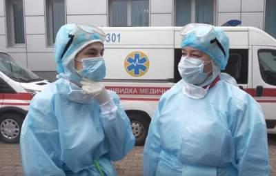В двух областях Украины эпидемиологические показатели не соответствуют зеленой зоне
