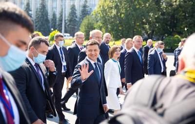 Питання Придністров'я: Зеленський пообіцяв Санду підтримувати суверенітет Молдови