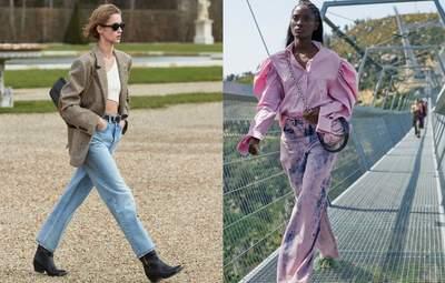 Найстильніші джинси осені: які моделі стануть модними в новому сезоні