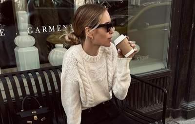 Модні образи на осінь: стильні поєднання показує данська блогерка Перніль Тейсбек