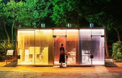 Столиця громадського туалету: як у Токіо з проблеми створили архітектурні родзинки