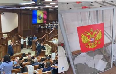 Молдовські депутати відмовилися спостерігати за виборами до російської Держдуми