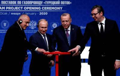 Газова голка кремлівського карлика: як відбувалася енергетична експансія Кремля в Європі