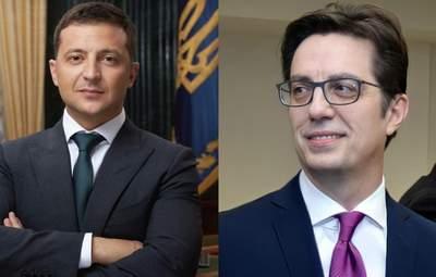Зростає співпраця: Зеленський поговорив з президентом Північної Македонії
