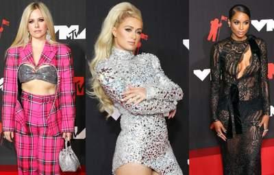 MTV Video Music Awards: образи найвідоміших зірок на червоній доріжці – яскраві фото