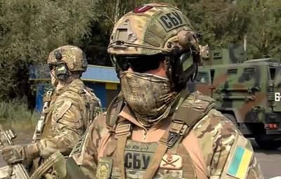 Потужні антитерористичні навчання СБУ: Україна посилює захист кордону з Білоруссю