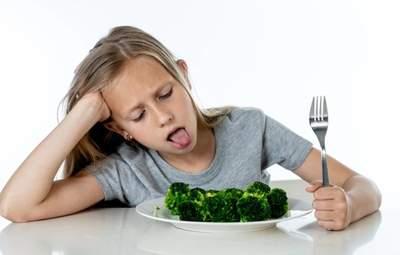 Почему дети не любят есть брокколи и цветную капусту