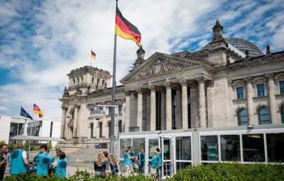 Выборы в Бундестаг: партия ХСС назвала главного кандидата на кресло канцлера