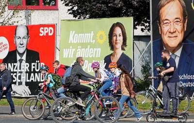 В Германии состоялись первые переговоры о правительственной коалиции