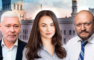Мустафаєва, Добкін або Терехов: хто планує замінити Кернеса на посаді мера Харкова