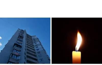 На Солом'янці з балкону випала 13-річна дівчинка: деталі з місця трагедії