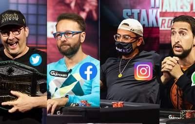 Сбой Facebook, Instagram, WhatsApp: как потроллили неработающие соцсети в мире покера