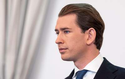Австрія увійшла в політичну кризу: відставки канцлера Курца вимагають партнери по коаліції