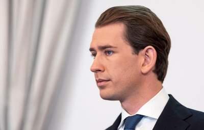 Австрия вошла в политический кризис: отставки канцлера Курца требуют партнеры по коалиции