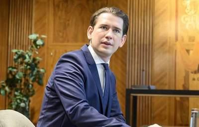Канцлер Австрії Себастьян Курц йде у відставку