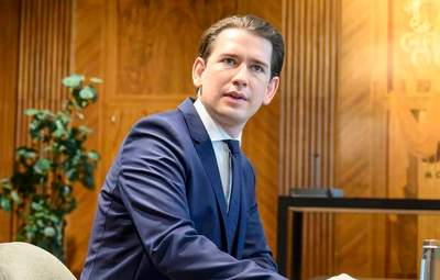 Канцлер Австрии Себастьян Курц уходит в отставку