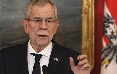 Урядова криза закінчена, – заявив президент Австрії та назвав ім'я нового канцлера