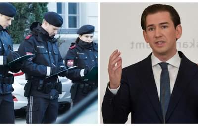В Австрии задержали первого человека по коррупционному делу экс-канцлера Курца