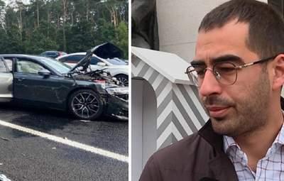 Аварія з Трухіним: ДБР допитало понад 10 свідків, але не самого нардепа