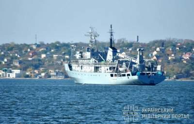 Судно ВМС України отримало пошкодження в Чорному морі: триває рятувальна операція