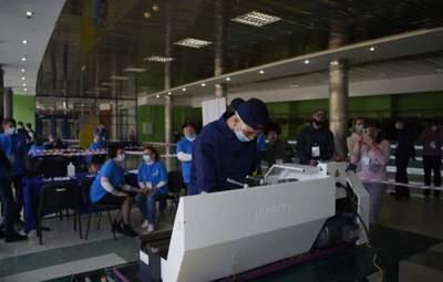 Талантливые люди востребованы, – Поважный рассказал о конкурсе профессий в Мариуполе