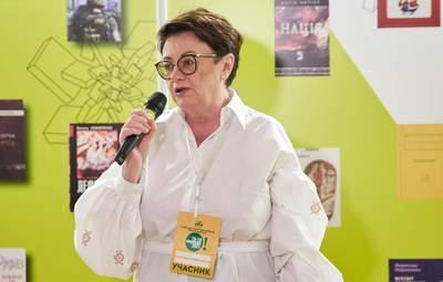 В Україні є безпосередній зв'язок між читанням і успіхом у житті, – директорка Інституту книги