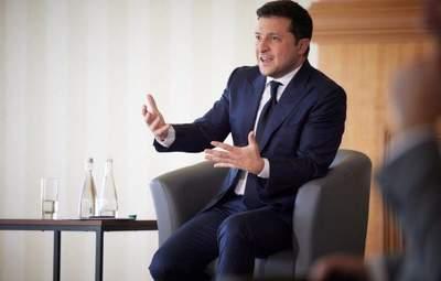 """Президент Володимир Зеленський вперше прокоментував розслідування """"Офшор 95"""""""
