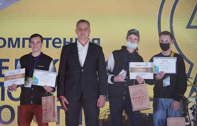 """Классный карьерный старт: ректор """"Метинвест Политехники"""" о завершении WorldSkills Ukraine"""