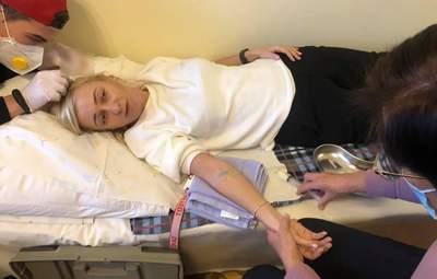 Устинова в Раде разбила голову: подробности инцидента