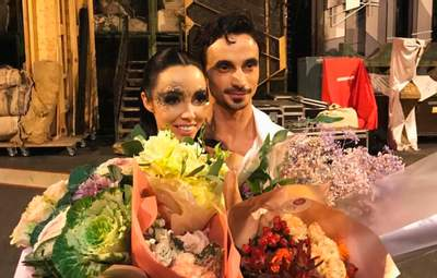 Из-за заминирования театра: Екатерина Кухар и Александр Стоянов не смогли выступить в Днепре