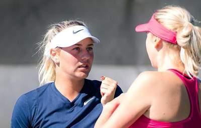 Украинские теннисистки проиграли два финала за один день
