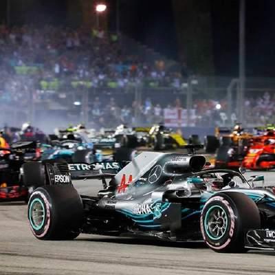 Формула-1: четыре гран-при официально не состоятся