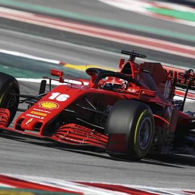Формула-1: официальный календарь гонок 2020