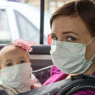 Чи потрібно дітям носити маски в дитсадках: відповідь МОЗ