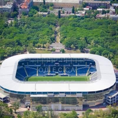 """Американська компанія придбала стадіон """"Чорноморець"""" в Одесі, – ЗМІ"""