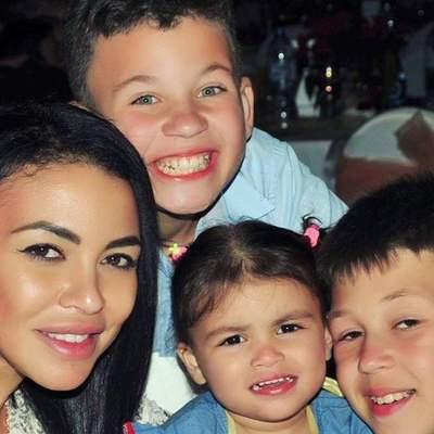 Экс-жена рэпера Сереги увиделась с одним из сыновей: Зачем ты нас нашла?