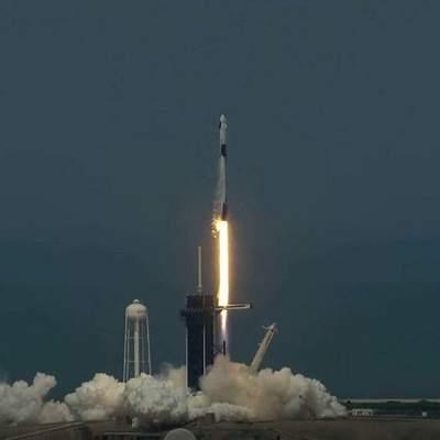 Історичний запуск: компанія SpaceX успішно запустила корабель Crew Dragon – відео